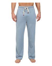 Original Penguin - Blue Comfortable Soft Knit Lounge Pants for Men - Lyst