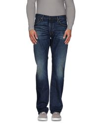 Tom Ford | Blue Denim Trousers for Men | Lyst