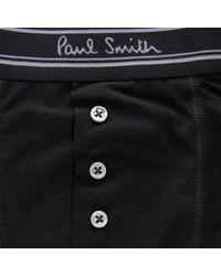 Paul Smith - Paul Smith Four Button Black Trunk Amxa- for Men - Lyst