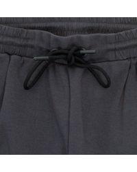 BOSS Green Gray Henke 1 Dark Grey Track Pants 50292199 for men
