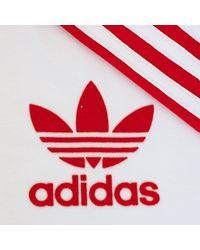 Adidas Originals California Vivid Red T Shirt Az8130 for men