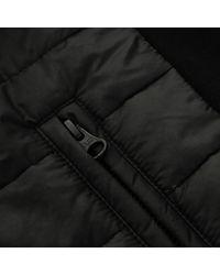 Barbour Baffle Black Jacket Mkn0937Bk31 for men