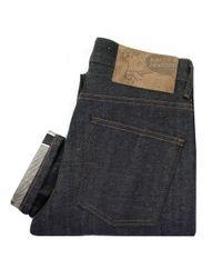 Naked & Famous - Blue Naked And Famous Super Skinny Kapok Indigo Selvedge Denim Jeans for Men - Lyst