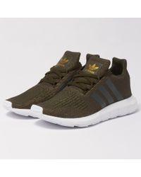Adidas Originals Multicolor Wmns Swift Run Sneakers for men