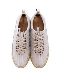 K-swiss X Billy Reid Arlington White Shoes 03422-152 for men