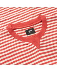 Edwin Washed Red & Natural International for men