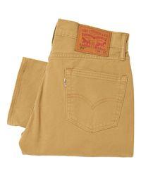 Levi's Metallic Levi's Levi's Harvest Gold 511 Slim Fit Jeans 4511-2618 Col for men