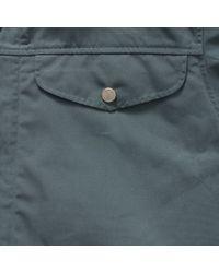 Fjallraven Blue Greenland Jacket for men