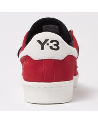 Y-3 Red Y-3 Super Knot for men