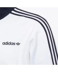 Adidas Originals Multicolor Beckenbauer Track Jacket for men