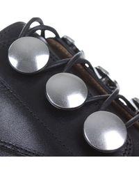 Alexander Wang Matilda Black Derby Shoes for men
