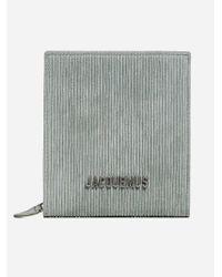 Jacquemus Multicolor Gadjo Leather Shoulder Wallet for men
