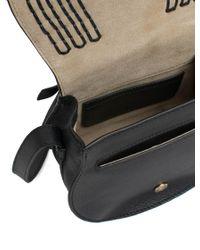 Chloé - Black Mini 'marcie' Shoulder Bag - Lyst