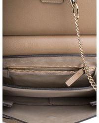 Chloé - Multicolor Medium Faye Leather Shoulder Bag - Lyst