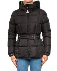 "Piumino ""ILLIEC"" di Moncler in Black"