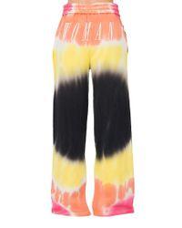 Off-White c/o Virgil Abloh Multicolor Tie-dye Track Pants