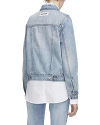 Camilla & Marc Blue Edith Denim Jacket