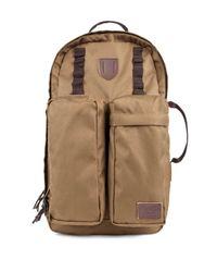 Brixton Brown Range Backpack for men