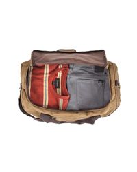 Brixton Multicolor Packer Bag for men