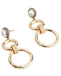 Samantha Wills Metallic Sshadow Whispers Earrings