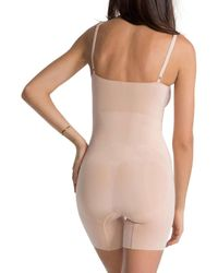 Spanx Natural On Core Shape Suit
