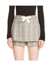 Maje Multicolor Ila Shorts