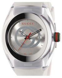 Gucci White Sync for men