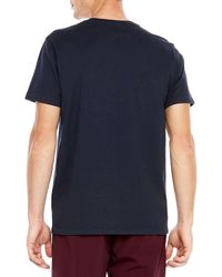 The Upside - Blue Taco Newman Tee for Men - Lyst