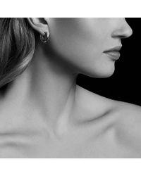 David Yurman - Metallic Pure Form Hoop Earrings In 18k Gold, 25.5mm - Lyst