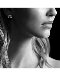 David Yurman - Metallic Confetti Earrings With Diamonds In 18k Gold - Lyst