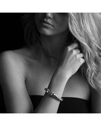 David Yurman | Renaissance Bracelet With Blue Topaz, Iolite, And 14k Gold, 8.5mm | Lyst