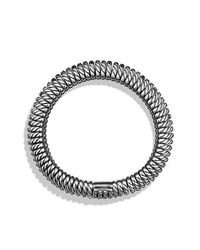 David Yurman | Metallic Tempo Cuff Bracelet | Lyst