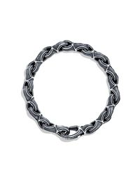 David Yurman - Metallic Armory Figure-eight Link Bracelet, 9.5mm for Men - Lyst