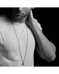 David Yurman - Metallic Star And Crescent Amulet In 18k Gold - Lyst