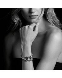 David Yurman - Metallic Continuance Bold Bracelet - Lyst