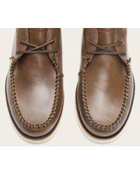 Frye | Brown Nathan Chukka for Men | Lyst
