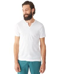 Alternative Apparel | White Moroccan T-shirt for Men | Lyst