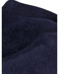 Gladys Tamez Millinery - Blue The Alexandria Velour Rabbit Felt Hat - Lyst