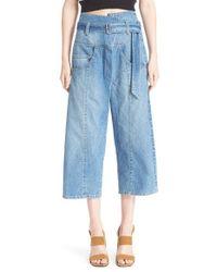 Rachel Comey | Blue Slim Legion Jeans | Lyst