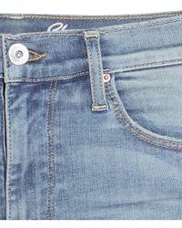 H&M Blue Shaping Skinny Regular Jeans