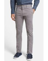 W.r.k. | Gray Wrk 'becket' Pants for Men | Lyst