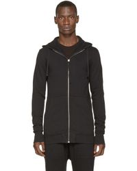 Silent - Damir Doma Black Scylla Hoodie for men