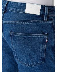 Lacoste - Blue Slim Fit Denim Jeans for Men - Lyst