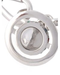 Vivienne Westwood Metallic 'new Petite Orb' Bracelet