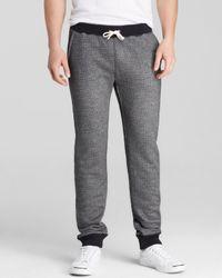 Saturdays NYC Black Ken Sweatpants for men