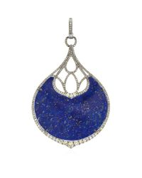 Annoushka | White Cloud Nine Nocturnal Pendant | Lyst