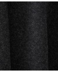 Eskandar - Gray Grey Curved Edge Cape - Lyst
