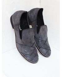 Free People - Gray Sitar Loafer - Lyst