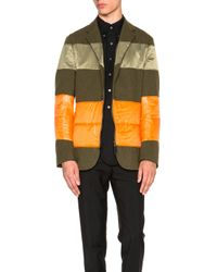 Casely-Hayford - Multicolor Highly Zip Front Blazer - Lyst
