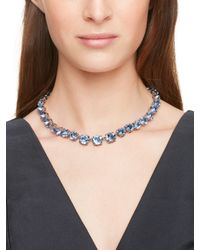 kate spade new york Blue Fancy That Small Necklace